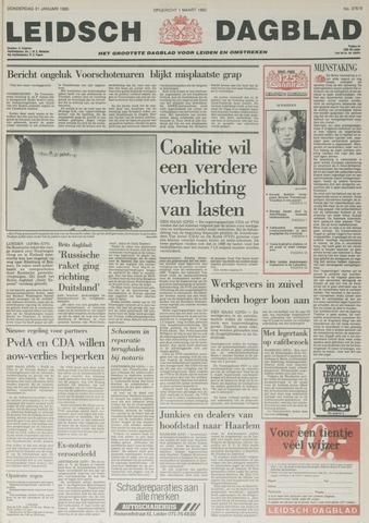 Leidsch Dagblad 1985-01-31