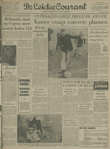 Leidse Courant 1967-04-20