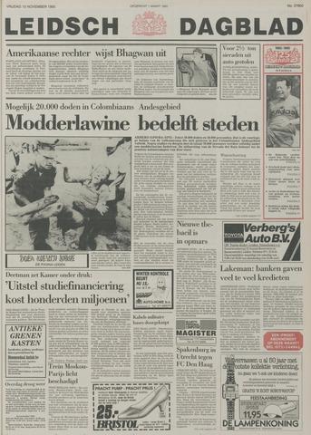Leidsch Dagblad 1985-11-15