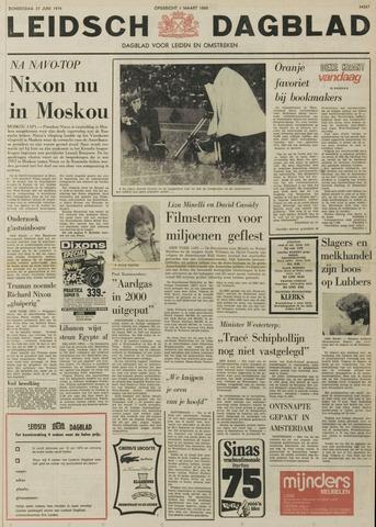 Leidsch Dagblad 1974-06-27