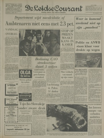 Leidse Courant 1969-04-03