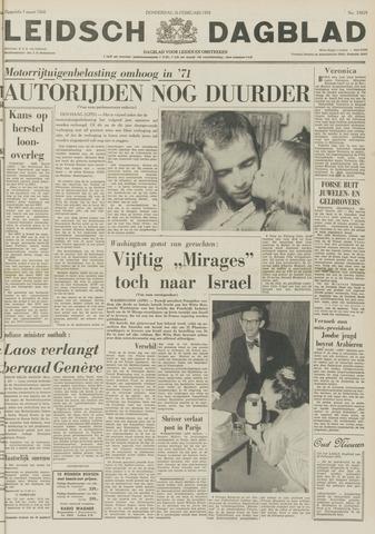Leidsch Dagblad 1970-02-26