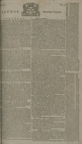 Leydse Courant 1745-04-19