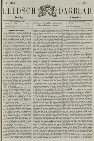 Leidsch Dagblad 1873-10-14