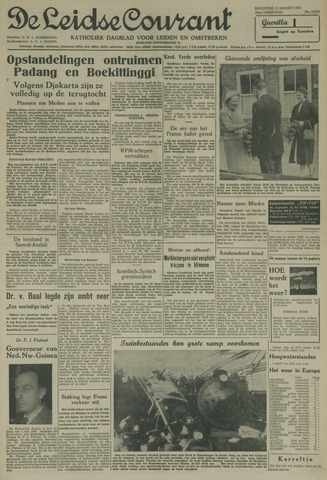 Leidse Courant 1958-03-31