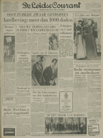 Leidse Courant 1966-08-20