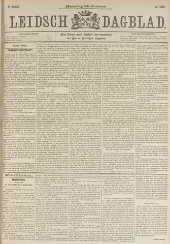 Leidsch Dagblad 1893-10-30