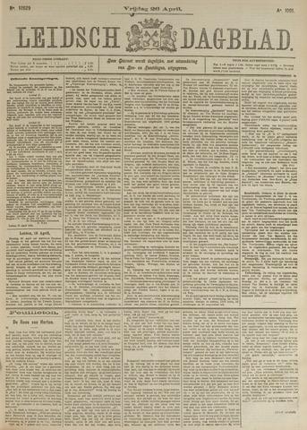 Leidsch Dagblad 1901-04-26