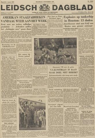 Leidsch Dagblad 1959-11-09