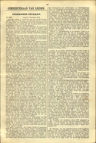 Handelingen van de Raad 1918-12-07