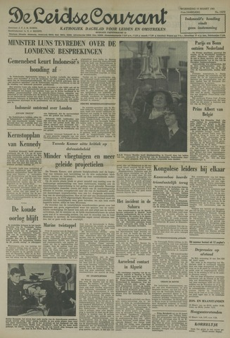 Leidse Courant 1961-03-15