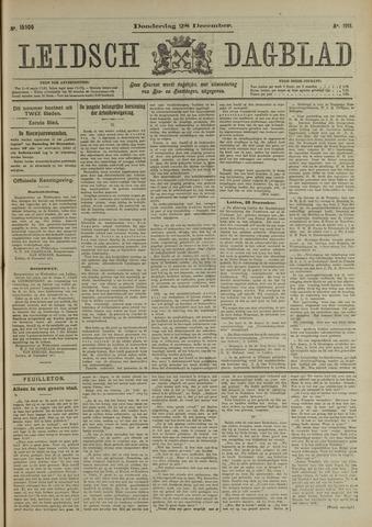 Leidsch Dagblad 1911-12-28