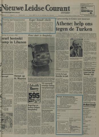 Nieuwe Leidsche Courant 1974-08-14