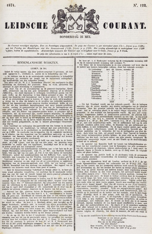 Leydse Courant 1871-05-25