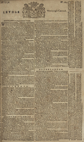Leydse Courant 1758-08-30