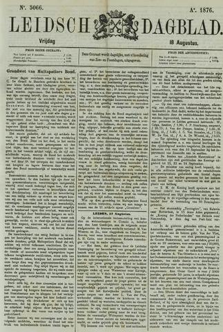 Leidsch Dagblad 1876-08-18