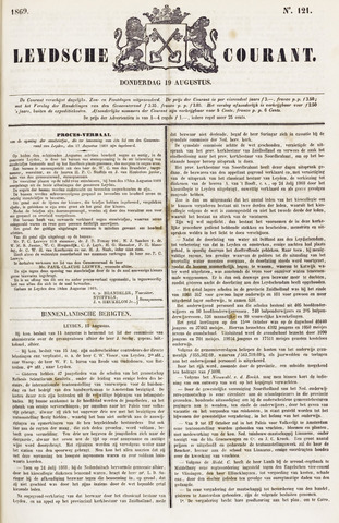 Leydse Courant 1869-08-19
