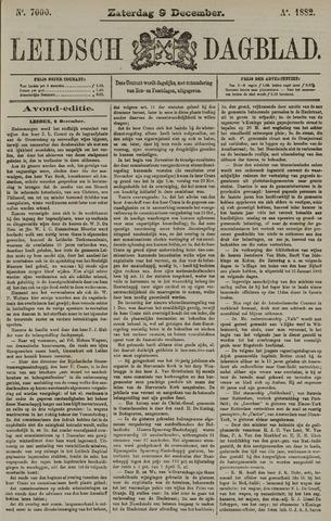 Leidsch Dagblad 1882-12-09