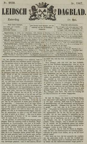 Leidsch Dagblad 1867-05-18