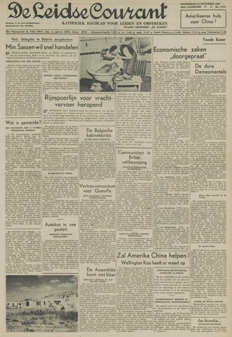 Leidse Courant 1948-11-25