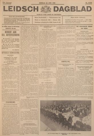 Leidsch Dagblad 1930-06-24