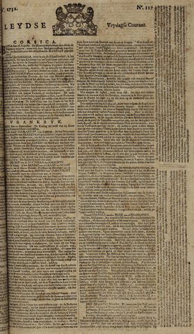 Leydse Courant 1752-09-29