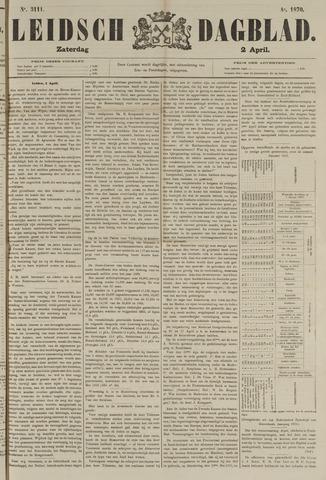 Leidsch Dagblad 1870-04-02