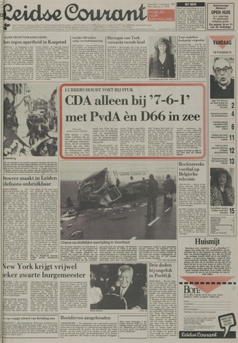 Leidse Courant 1989-09-13