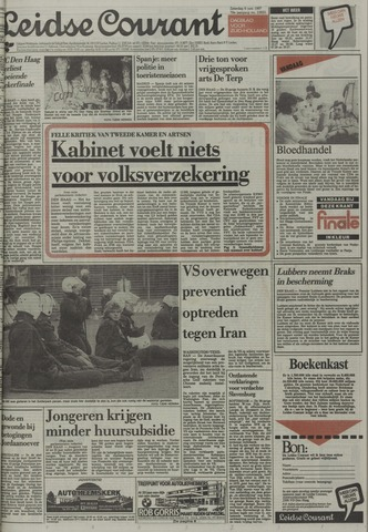 Leidse Courant 1987-06-06