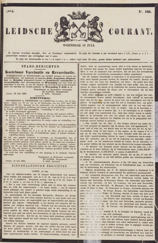 Leydse Courant 1884-07-16