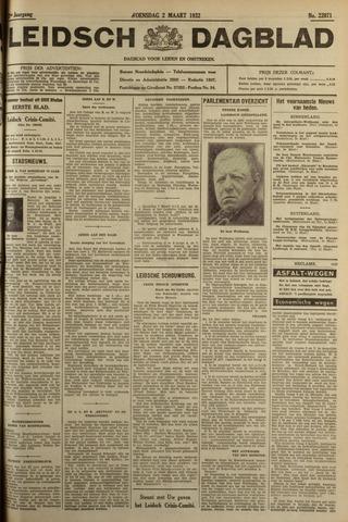 Leidsch Dagblad 1932-03-02