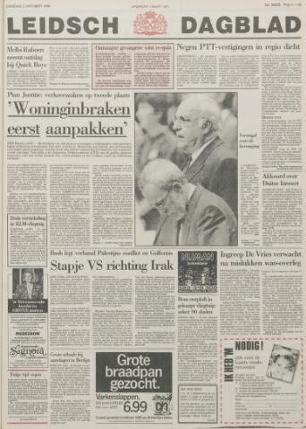 Leidsch Dagblad 1990-10-02