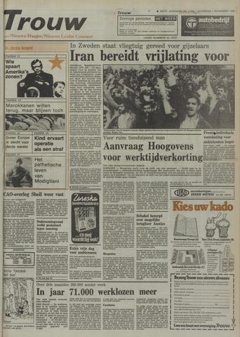 Nieuwe Leidsche Courant 1980-11-01