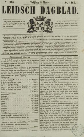 Leidsch Dagblad 1861-03-08