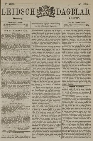 Leidsch Dagblad 1876-02-02