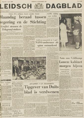 Leidsch Dagblad 1963-09-24