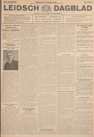 Leidsch Dagblad 1928-03-26