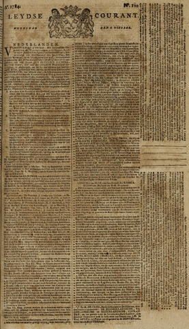 Leydse Courant 1784-10-06