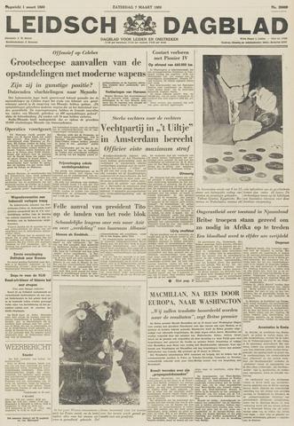 Leidsch Dagblad 1959-03-07