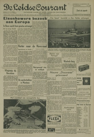 Leidse Courant 1959-08-20