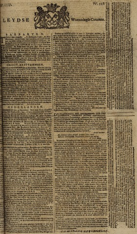 Leydse Courant 1777-10-01
