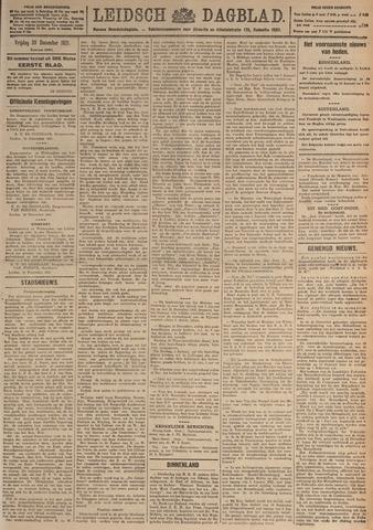 Leidsch Dagblad 1921-12-30