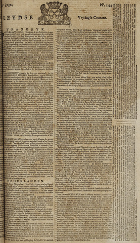 Leydse Courant 1752-12-01