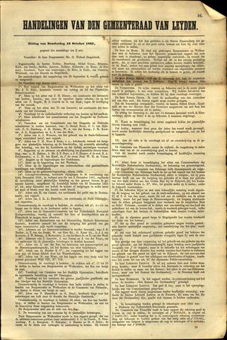 Handelingen van de Raad 1862-10-16