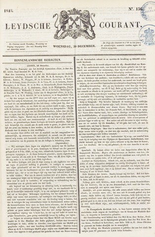 Leydse Courant 1846-12-30