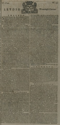 Leydse Courant 1743-12-18
