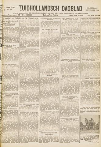 Zuidhollandsch Dagblad 1944-09-07