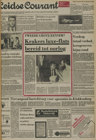 Leidse Courant 1980-08-01