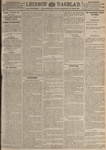 Leidsch Dagblad 1921-11-07
