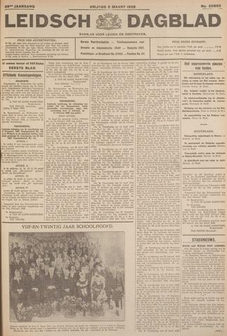 Leidsch Dagblad 1928-03-02